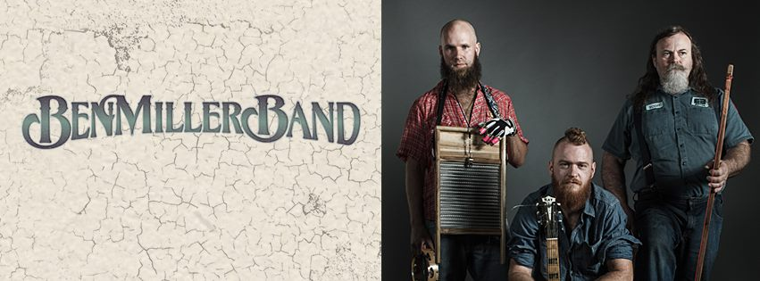 Episode 22 – Ben Miller Band