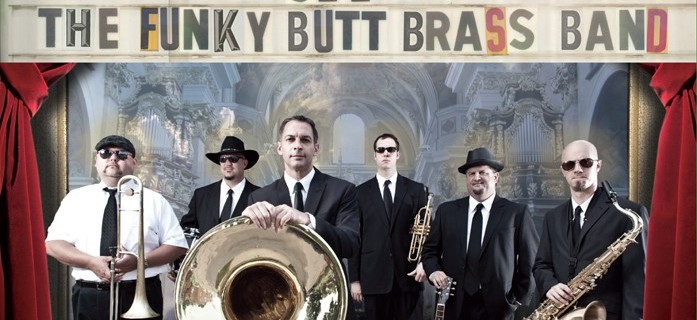 Episode 27 – Funky Butt Brass Band