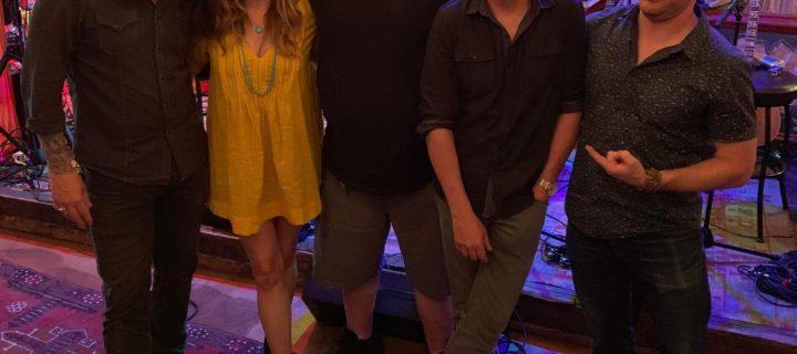 Episode 730 – Singer Songwriter Storytelling Showcase with Michael Eisenbeis, Suzy Bacino, Michael Flynn & Dustin Brown