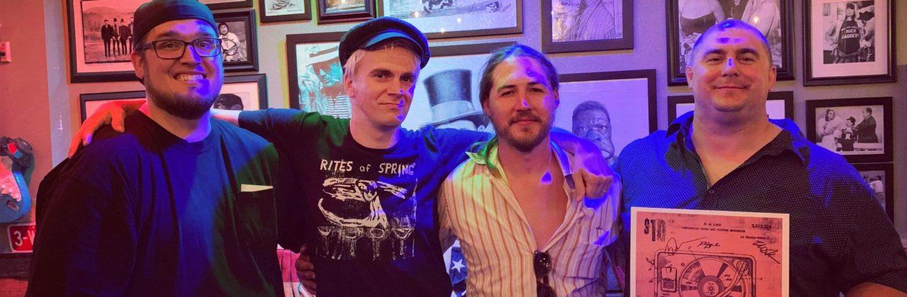 Episode 742 – David Maness, Jesse McClary & Zach Anderson Singer Songwriter Storytelling Showcase