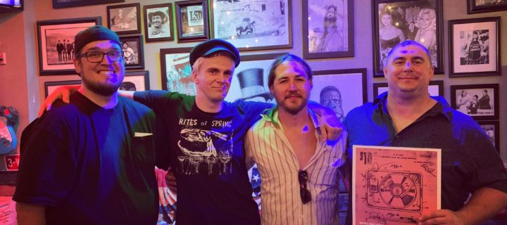 Episode 742 – David Maness, Jesse McClary & Zach Anderson Singer Songwriter Storytelling Showcase