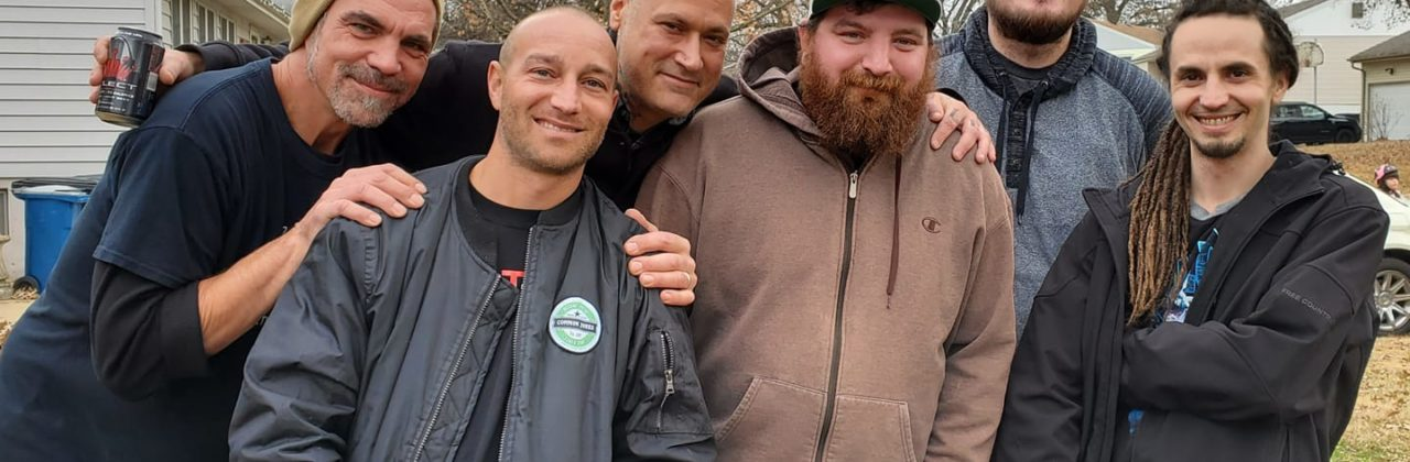 Episode 768 – Members of Common Jones, Tree One Four & Guerrilla Theory