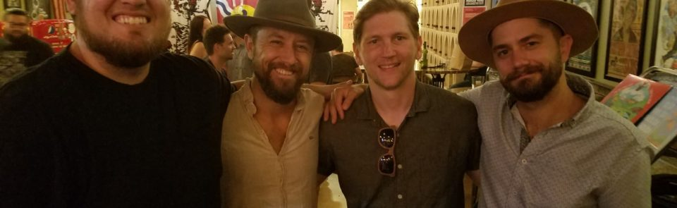 Episode 776 – Singer Songwriter Storytelling Showcase with The Brothers Reed & Tim Lloyd