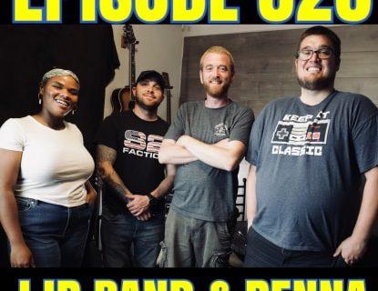 Episode 826 – JJR Band & Renna