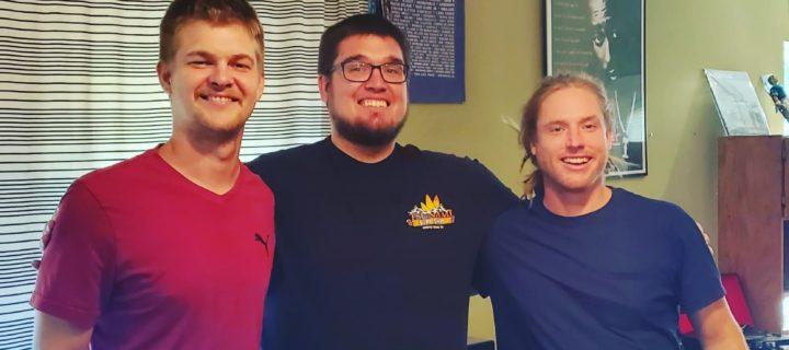 Episode 828 – Jon Maddy & Brad Williford